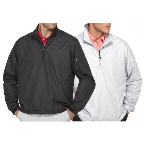 Callaway Golf Men's Gust 1/4 Zipped Windshirt