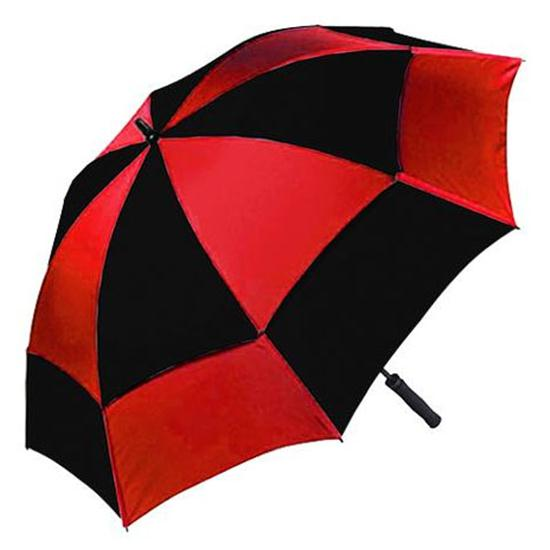 Logo Wind Tamer Oversize Umbrella