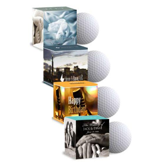 Logo Golf 1-Ball Sleeve