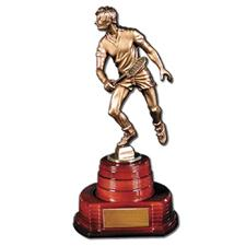 Logo Golf 14 Inch Athletic Action Figure Trophy