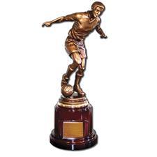 Logo Golf 17 Inch Athletic Action Figure Trophy