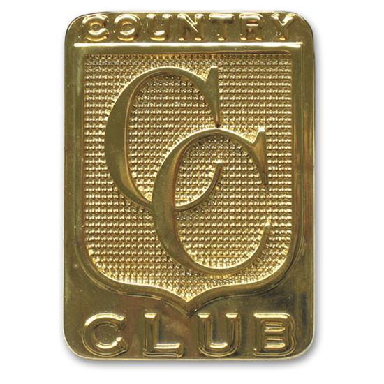Logo Golf Car Emblem