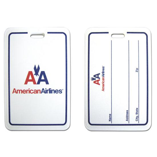 Logo Golf Color Magic Luggage Tag