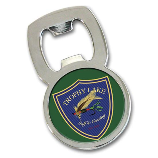 Logo Golf ColorMagic Bottle Opener