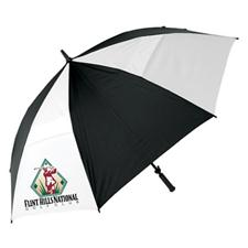 Logo Golf Custom Logo Hurricane 345 Auto Open Umbrella