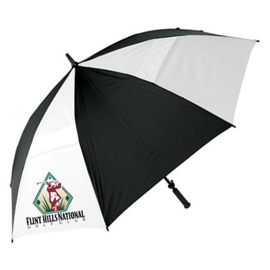Logo Golf Hurricane 345 Auto Open Umbrella