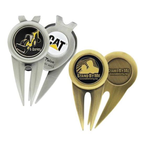Logo Golf Talon Divot Tool
