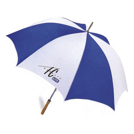 Logo Golf Golf Umbrella- 60 Inch Arc Size