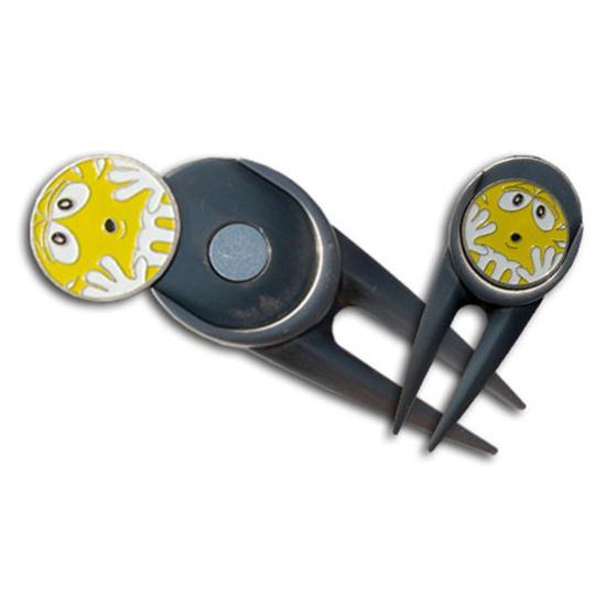 Logo Golf Glide Divot Tool