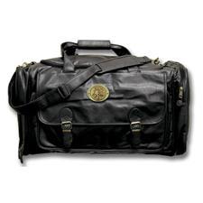 Logo Golf Large Club Bag - Black