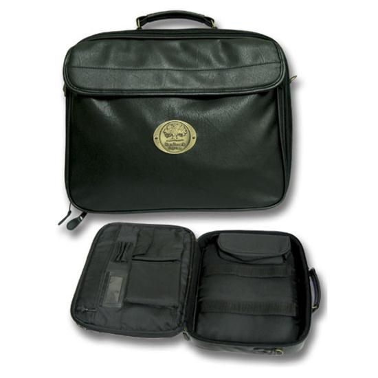 Logo Golf Leatherette Computer Bag