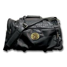 Logo Golf Sport Locker Bag on Wheels - Black