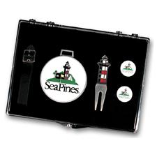 Logo Golf The Pines Collection