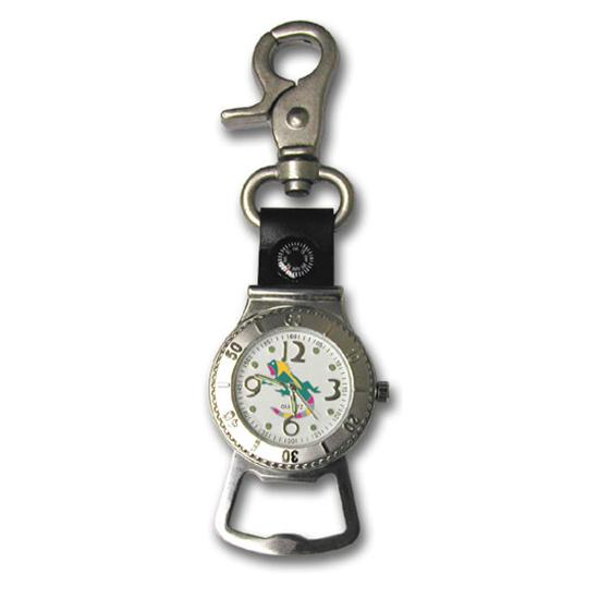 Logo Golf Watch w/ Compass & Bottle Opener