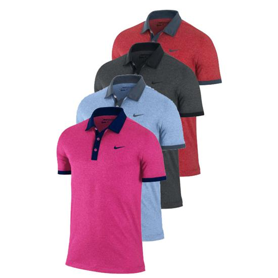 Nike Men's Modern Color Block Polo