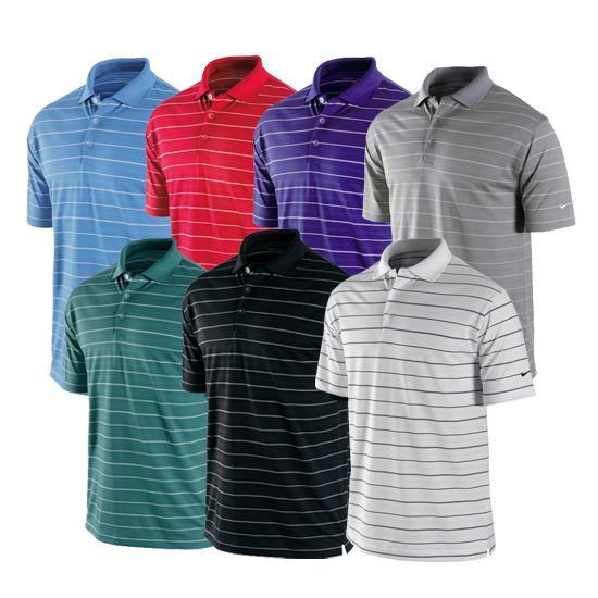 Nike Men's Tech Core Stripe Polo