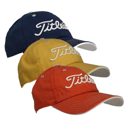 Titleist Men's Garment Washed Hat