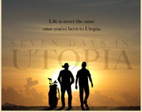 Seven Days in Utopia Movie Sneak Preview at Utopia Golf Course