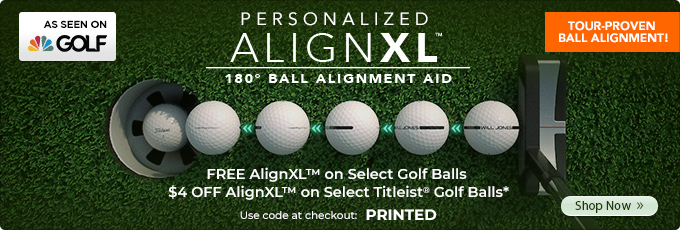 Align XL - Tour-Proven Ball Alignment!