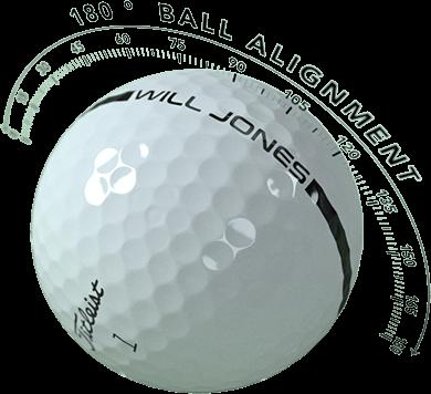 AlignXL, Tour-Proven 180-Degree Golf Ball Alignment - Golfballs.com