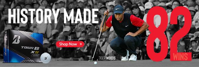 Tiger Woods 82