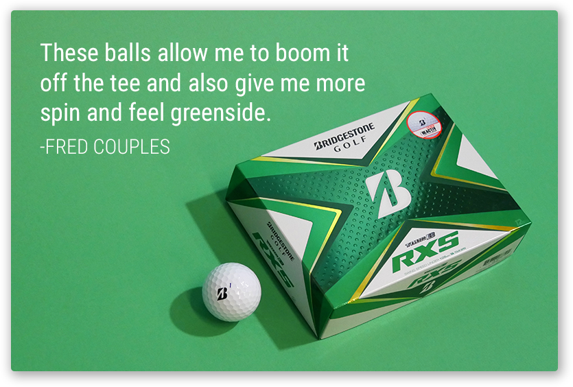 TOUR B RXS | Fred Couples' Ball