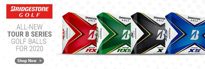 All-New Tour B Series Golf Balls