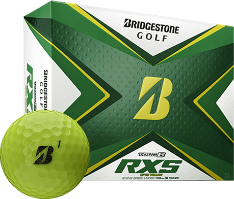 Bridgestone Tour B RXS - Yellow