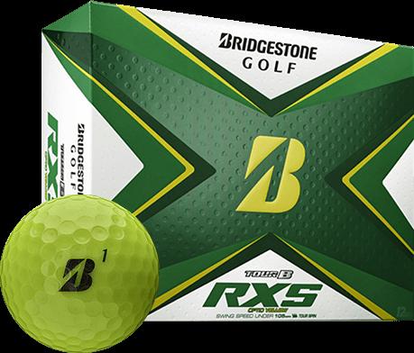 Bridgestone Tour B RXS - Yellow