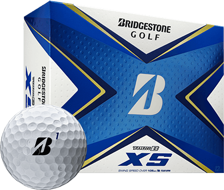 Bridgestone Tour B XS - White