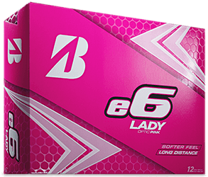Custom Logo | e6 Lady Pink