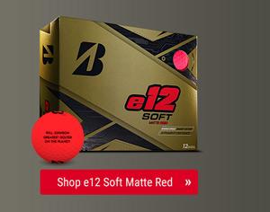Shop e12 Soft Matte Red