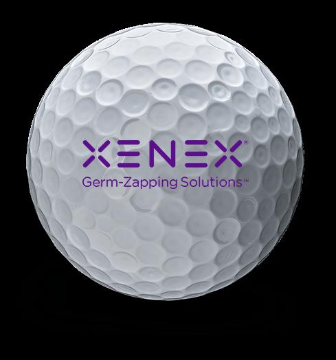 Custom Logo TOUR B Golf Balls