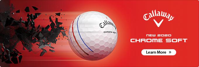 Callaway | New 2020 Chrome Soft Golf Balls