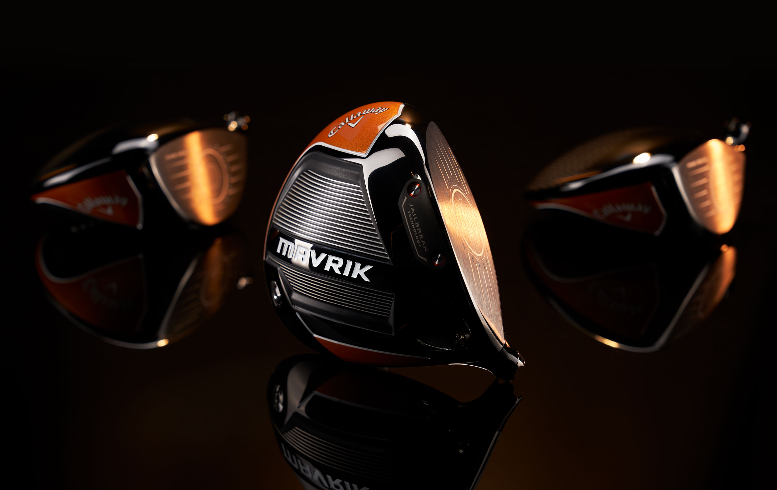 Mavrik 3 Fairway Woods