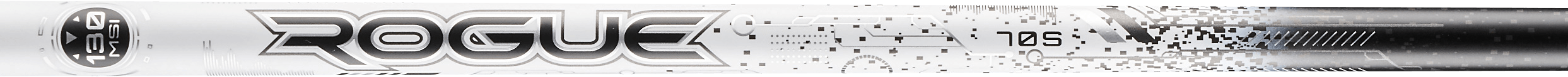 Alida Rogue White 130 MSI