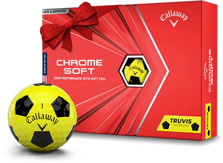 Chrome Soft Truvis Yellow