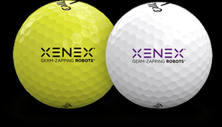 Callaway Custom Logo Golf Balls