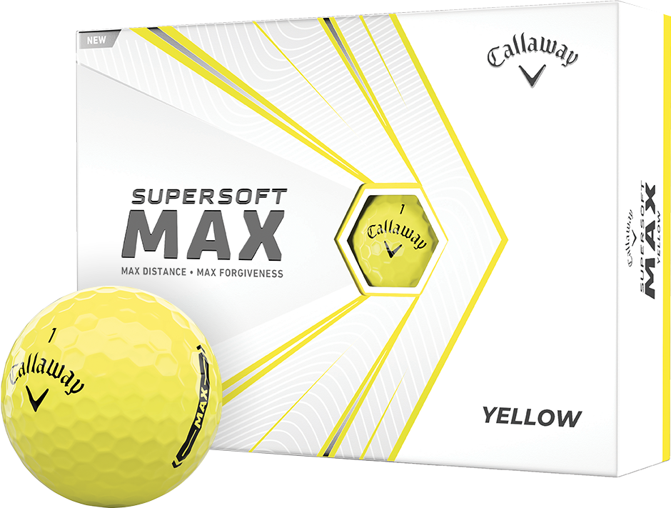 Supersoft MAX Yellow