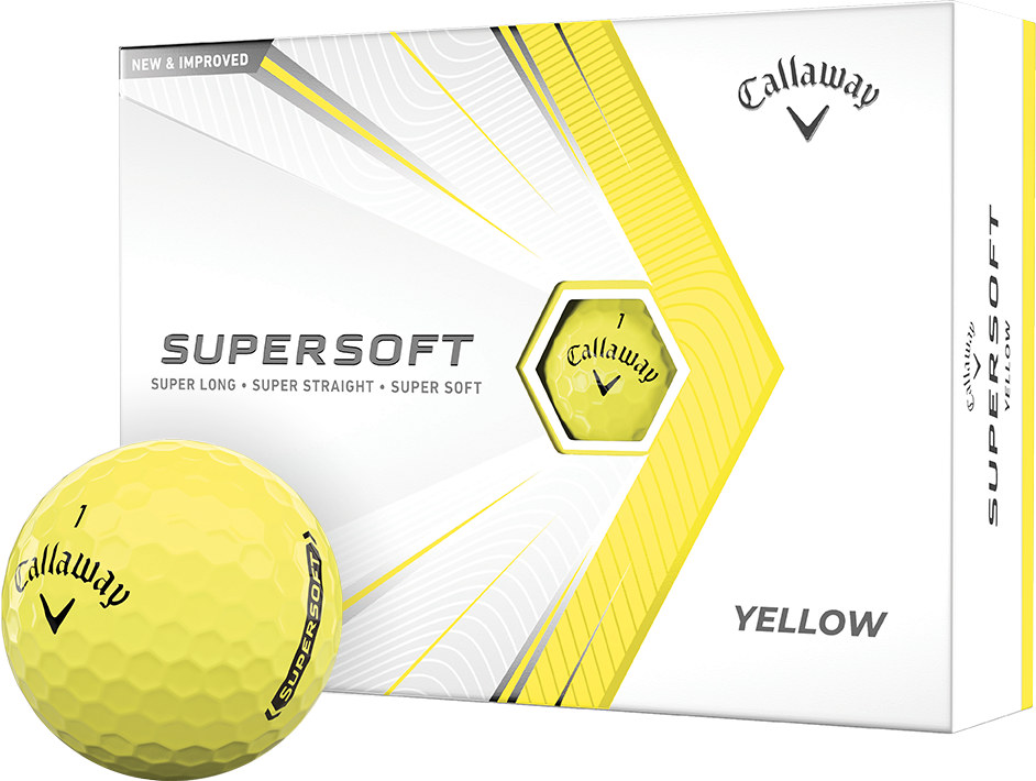 Supersoft Yellow
