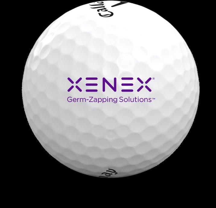 Callaway Custom Logo Golf Ball