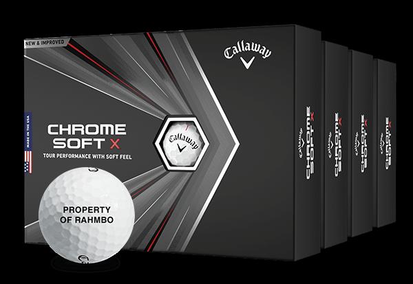 Chrome Soft X White