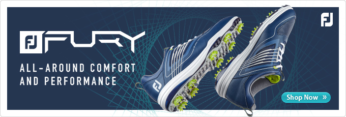 New FootJoy Fury Golf Shoes Available Now!