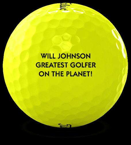 Pro V1 Yellow ball