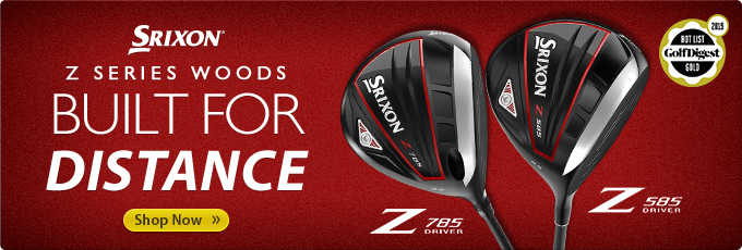 NEW Srixon Z Series Drivers Now Available!