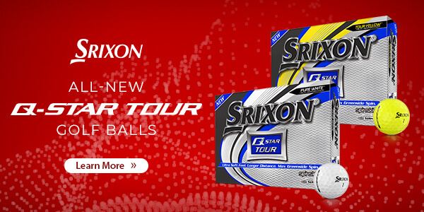 All-New Srixon Q-Star tour Golf Balls