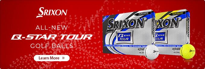 All-New Srixon Q-Star tour Golf Balls
