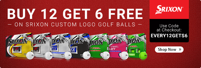 Srixon Golf Balls Holiday Special - Buy 12 Dz Get 6 Dz Free