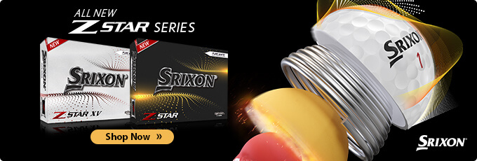 All-New Srixon Z-Star and Z-Star XV Golf Balls
