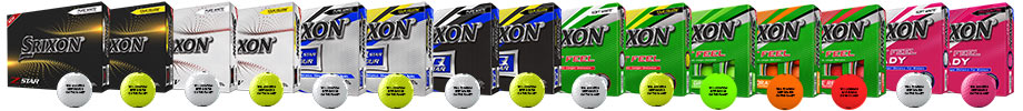 Srixon Buy 2 Get 1 Free Golf Balls